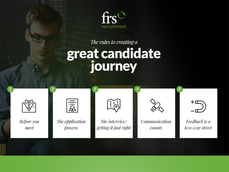 The rules to creating a great candidate journey