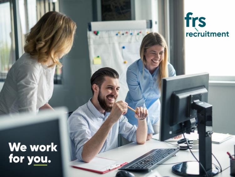 Ireland's Specialist National Recruitment Agency   FRS
