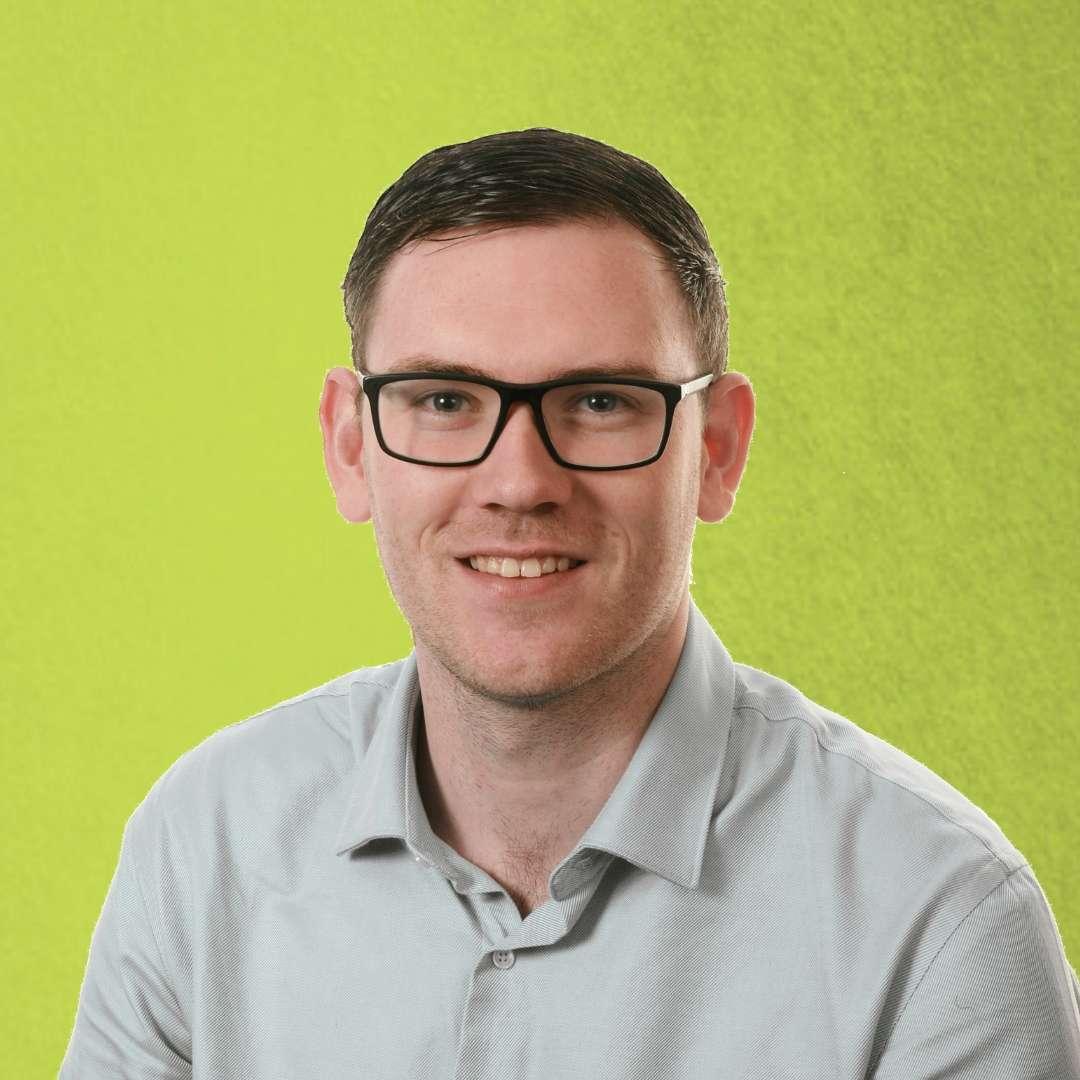 Niall O'Connor Principal IT Recruitment Consultant